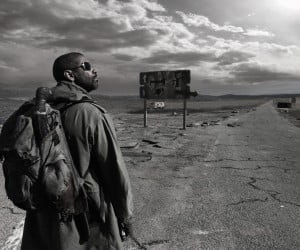 Denzel Washington in The Book of Eli