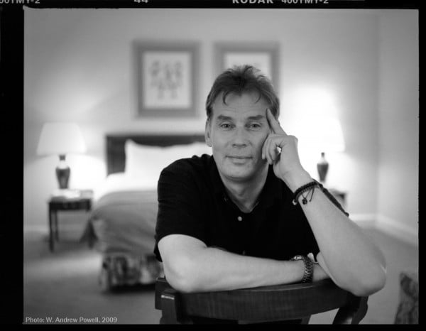 Author Christopher Heard