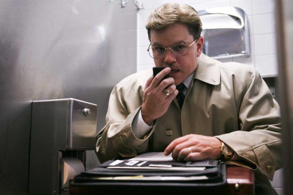Matt Damon in The Informant