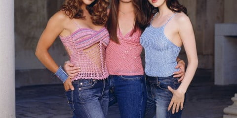 Alyssa Milano, Holly Marie Combs, and Rose McGowan
