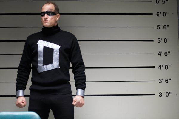 Woody Harrelson as Defendor