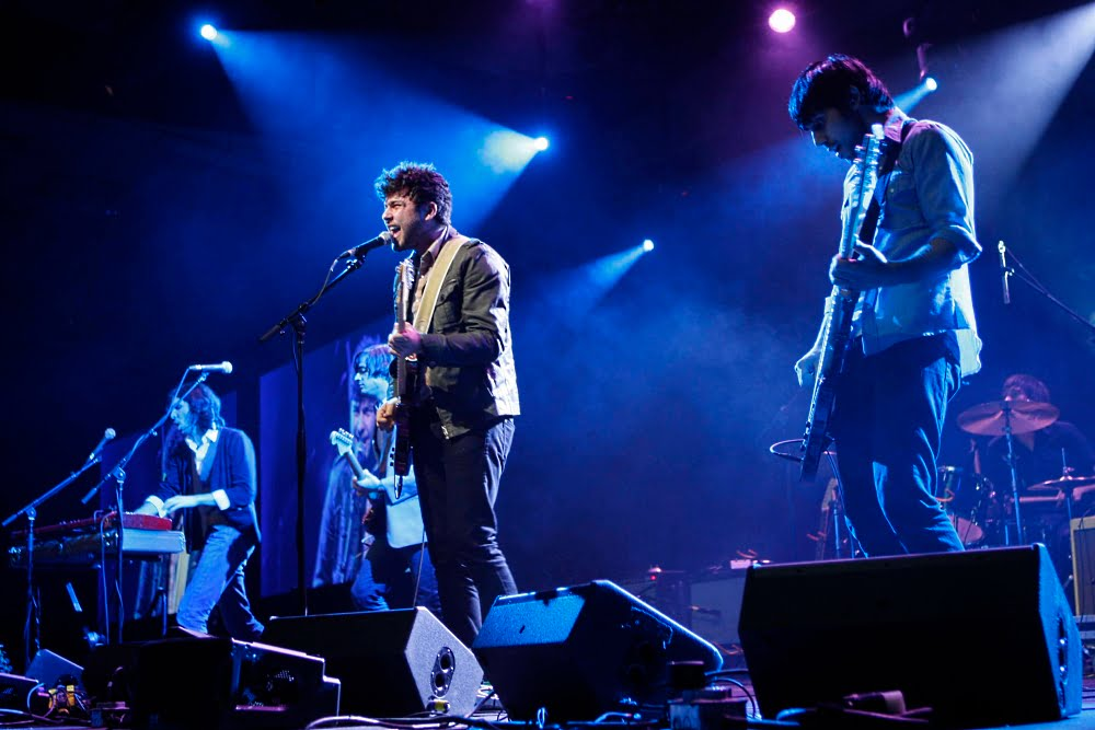 The Arkells at the 2010 Juno Gala Dinner & Awards
