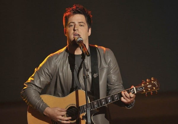 American Idol season 9 winner Lee DeWyze