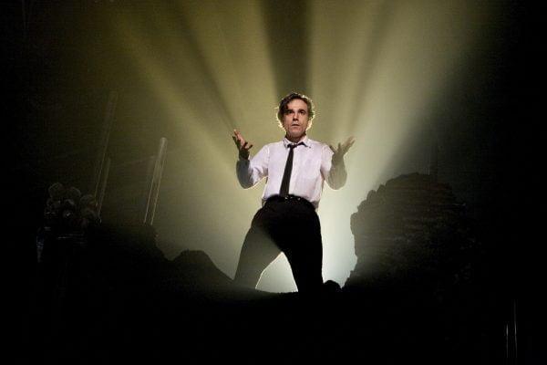 Daniel Day-Lewis in Nine