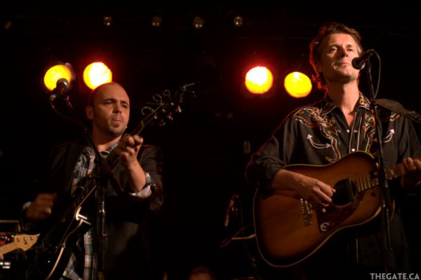 Hawksley Workman and Jim Cuddy at NXNE 2010