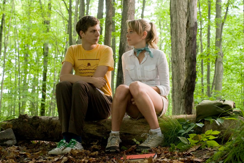 Michael Cera and Portia Doubleday in Youth In Revolt