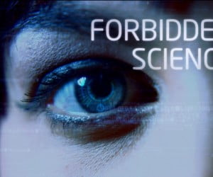 Forbidden Science, main title