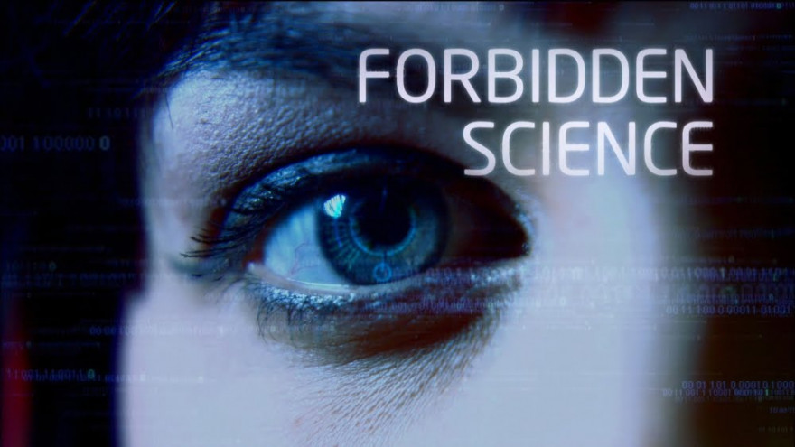 Forbidden Science, main title