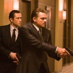 Joseph Gordon-Levitt and Leonardo DiCaprio