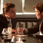 Leonardo DiCaprio and Cillian Murphy