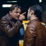 Leonardo DiCaprio and Joseph Gordon-Levitt