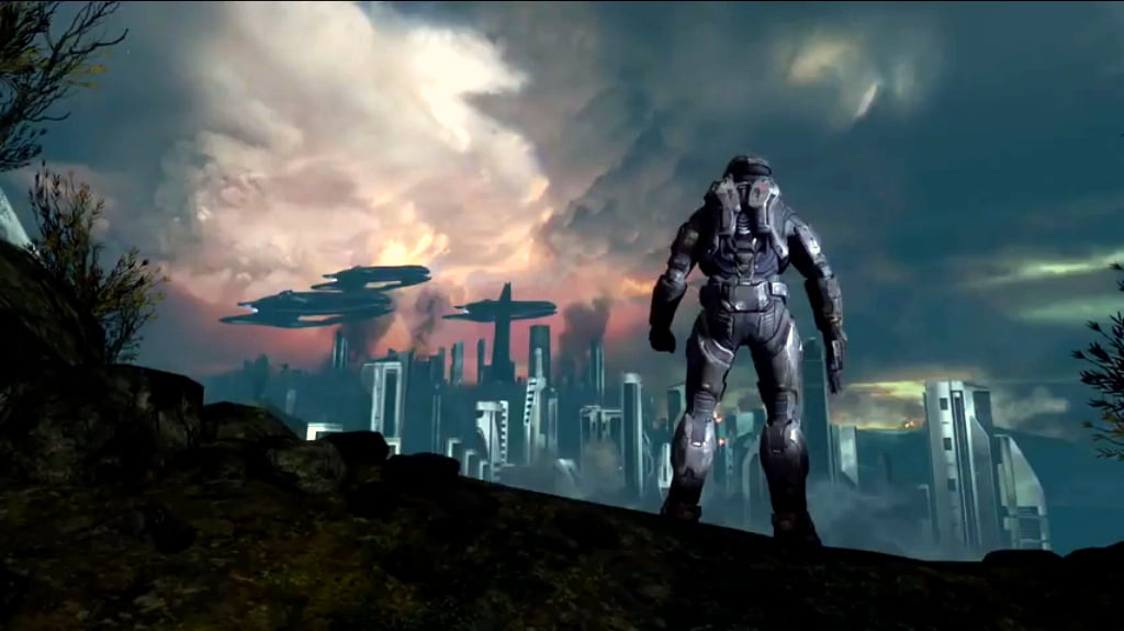 Halo: Reach trailer
