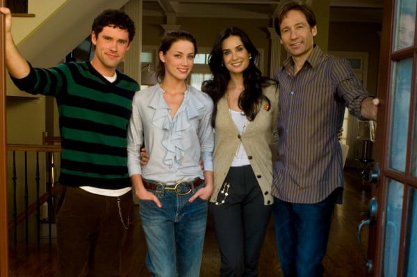 The cast of The Joneses