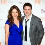 Erin Karpluk and Adam Feyers from Being Erica