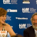 Milla Jovovich and Robert De Niro