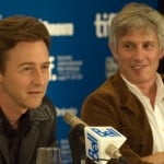 Edward Norton and John Curran