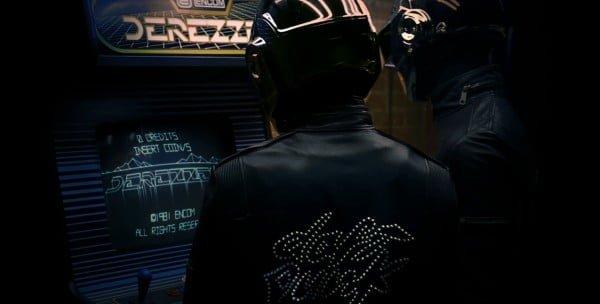 Daft Punk's Derezzed