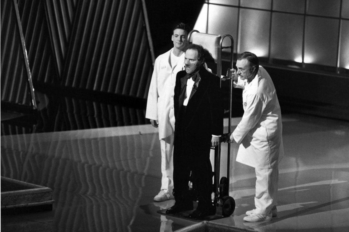 Billy Crystal hosting the 76th Academy Awards