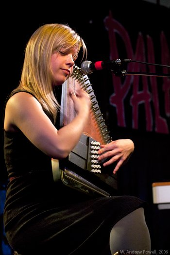 Basia Bulat at Canadian Music Fest 2009