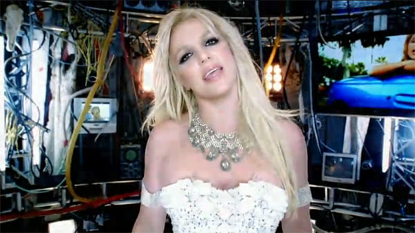 Britney Spears in Hold It Against Me
