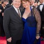 John Lasseter and wife Nancy