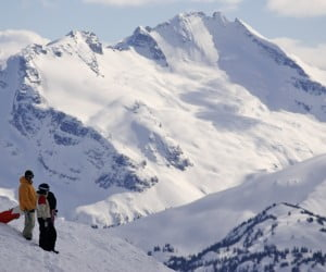 Whistler-Blackcomb, British Columbia
