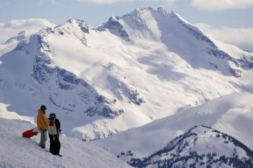 Whistler-Blackcomb, British Columbia