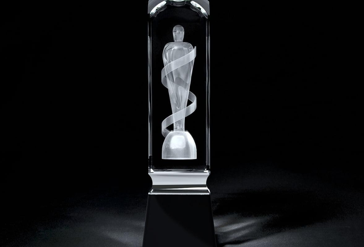 2011 Juno Awards Statuette