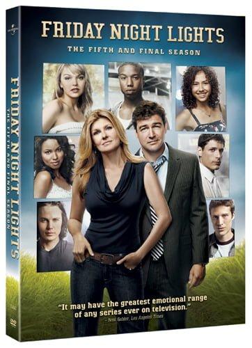Friday Night Lights - Season 5 DVD