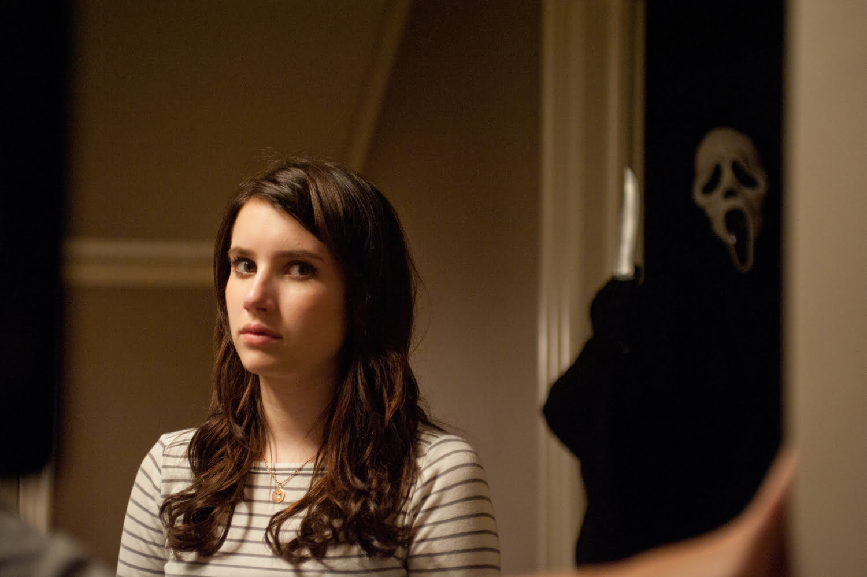 Emma Roberts in Scream 4