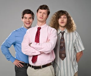 Adam Devine, Anders Holm, and Blake Anderson