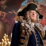 Geoffrey Rush as Hector Barbossa