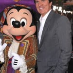 Mickey Mouse and Rob Marshall