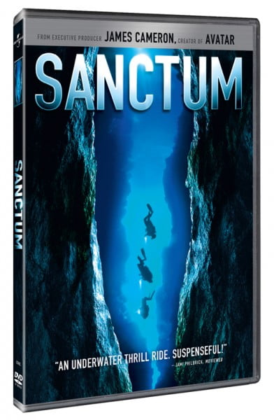 Sanctum on DVD