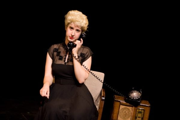 Laura Anne Harris stars in Pitch Blond