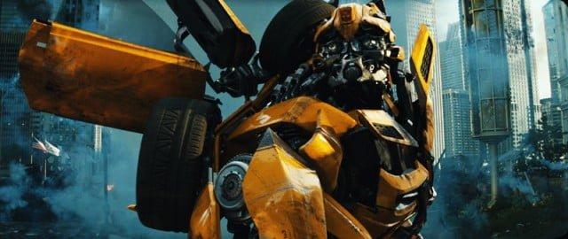 Bumblebee in Transformers: Dark of the Moon