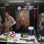 Ghostbusters booth
