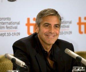 George Clooney at TIFF 2009