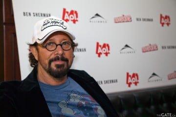Robert Lieberman at TIFF 2011