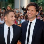 Jonah Hill and director Bennett Miller