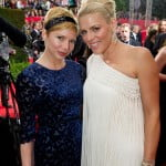 Michelle Williams and Busy Phillips
