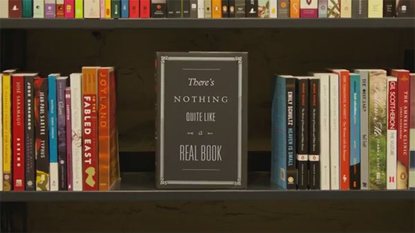 Type Books - The Joy of Books
