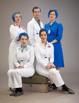 Cast of Bomb Girls #2