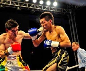 Scene from China Heavyweight