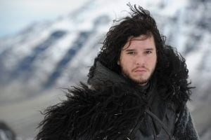 Jon Snow's costume