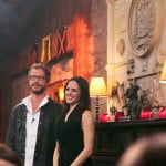 Kris Holden-Ried and Anna Silk