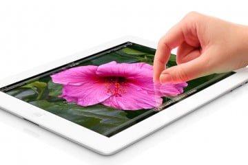 The iPad 3