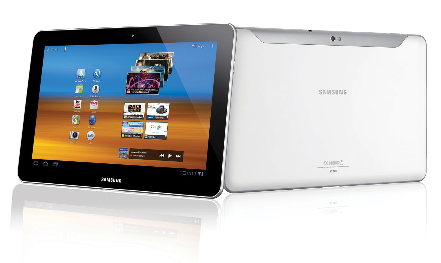 The gate review samsung galaxy tab 10 1