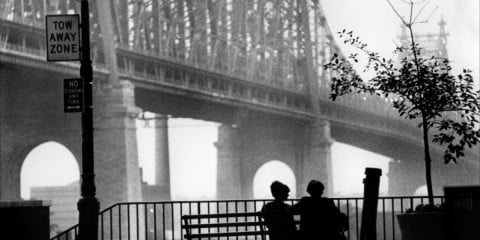 Manhattan by Woody Allen