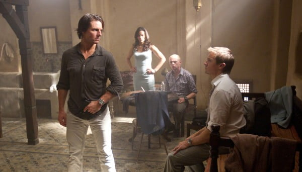 Cast of Mission: Impossible -- Ghost Protocol